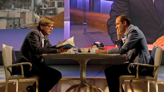 Zomergasten Guy Verhofstadt