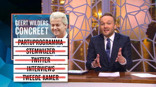 Geert Wilders concreet