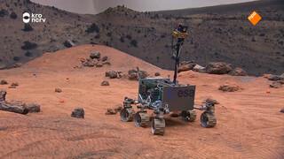Kunnen we leven op Mars?