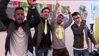 Pownews Flits - Carnavalscursus Voor Vluchtelingen