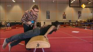 Het Klokhuis Sportlab 82, evenwicht