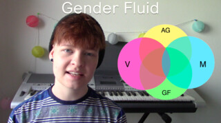Vlog Tom - Gender Binary in een notendop
