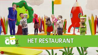 Zappelin Go - Joe En Het Restaurant