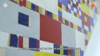 Altijd te zien - Victory Boogie Woogie van Mondriaan