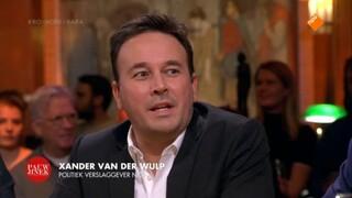 Pauw & Jinek: De Verkiezingen - Emile Roemer,  Halbe Zijlstra, Henk Krol,  Ronald Snijders, Xander Van Der Wulp En Joost Vullings