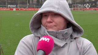 Feyenoord supporters hoopvol