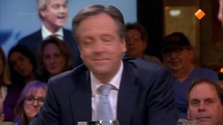 Alexander Pechtold, Jan Roos, Jort Kelder, Martijn Koning