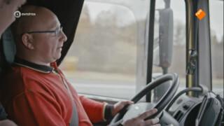 Werk vrachtwagenchauffeur verdwijnt naar Midden-Europa