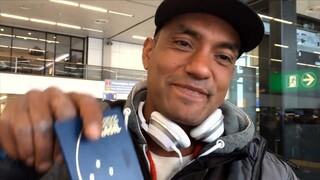 Jorge gaat maand naar zijn Braziliaanse familie