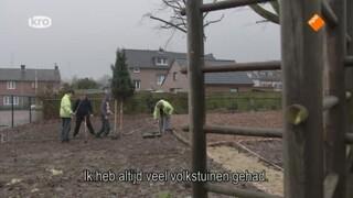 De lente begint in Limburg