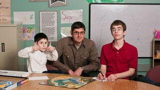 Louis Theroux: Medicated Kids
