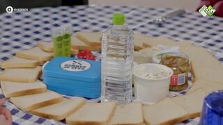 Vieze lunchtrommel | Textielfabriek