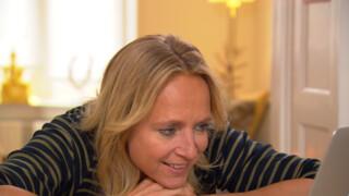 TV show thuis bij Floortje Dessing