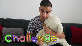 Brugklas- challenge met Saber (Ramzi)| BRUGKLAS