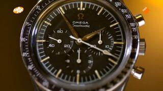 Omega horloge bij Van onschatbare waarde