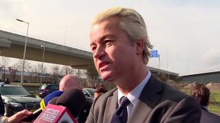 Wat vindt Wilders van Rutger en Maxim?