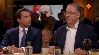 Ahmed Aboutaleb, Thierry Baudet, Gert-Jan Segers