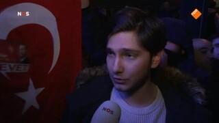 NOS Journaal 13.00 uur (Nederland 2) NOS Journaal conflict Nederland - Turkije