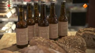 Toost: bier van oud brood