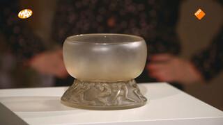 Lalique vaas bij Van onschatbare waarde