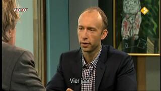 VPRO Boeken Roel Janssen, Chad Harbach