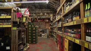 Snoepwinkel voor mannen