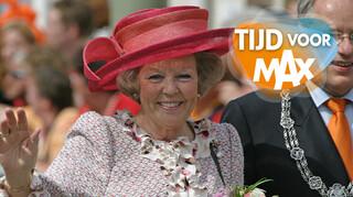 Tijd voor MAX De hoeden van Koningin Beatrix