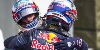 Ricciardo vs Verstappen: teamgenoten en concurrenten