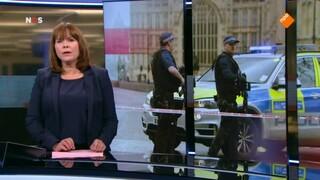 NOS Journaal 13.00 uur (Nederland 2) NOS Journaal Aanslag Brits Parlement