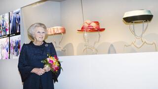 De hoeden van Beatrix