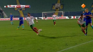 Bulgarije - Nederland 2de helft