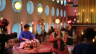 Hariprasad Chaurasia en KOFFIE