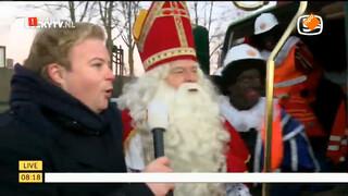 LuckyTV: Daar komt Sinterklaas...
