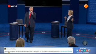 LuckyTV: Seperate Lives - Trump en Clinton