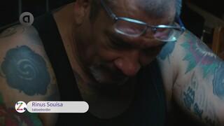 Medische tatoeages: een speciale tattoomachine (Webonly)