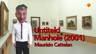 Altijd te zien - Maurizio Cattelan in Museum Boijmans