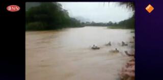 Levensgevaarlijk uitgaan in Laos