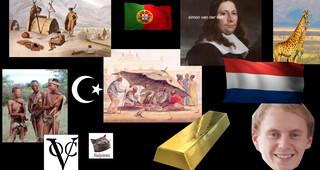 Een razendsnelle geschiedenis van Zuid-Afrika