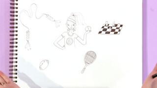 Jill: Technisch Tekenen - Spelletjes