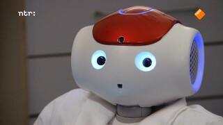 Robotliefde