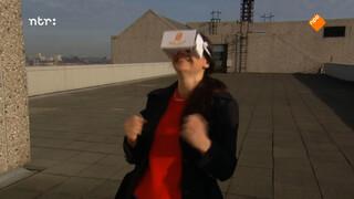 Leren omgaan met hoogtevrees via virtual reality