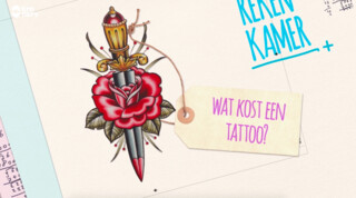 Wat kost een tattoo?