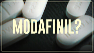 Drugslab AFL. 30A | Modafinil Do's en don'ts