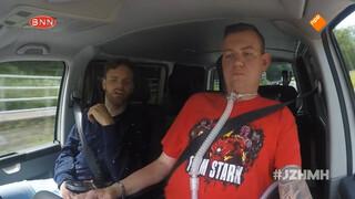 'In deze auto vergeet ik mijn rolstoel'
