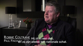 Interview met Robbie Coltrane
