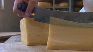 Ambachtelijke, traditionele kaas