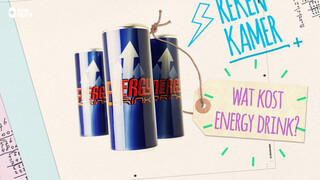 Wat kost energy drink?