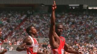 Andere tijden sport De 100 meter van Ben Johnson