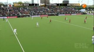 Nos Sport - Euro Hockey League Oranje Rood - Amsterdam