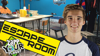 ESCAPEROOM 'HAAI FIVE' #2 - GIO LATOOY